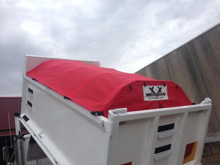 Wind out truck tarps Wetherill Park Fairfield Area Preview