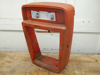 Photo Wheel Horse GT14 Garden Tractor- Front Grill-USED