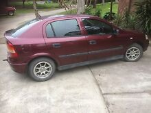 2003 Holden Astra Hatchback Cranbourne South Casey Area Preview