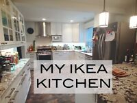 IKEA EXPERT KITCHEN ASSEMBLY & INSTALLATION  20% OFF