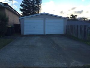 FOR SALE - you remove: Double colourbond garage Mittagong Bowral Area Preview