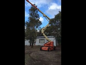Boom Lift JLG 40Electric (Still In Commission) Myrniong Moorabool Area Preview