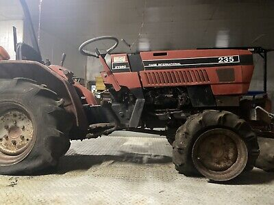 Case International 235 Hydro Tractor All Or Parts