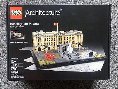 LEGO Architecture Buckingham Palace London Great Britain * NEW SEALED *