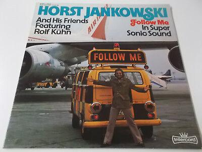 41059 - HORST JANKOWSKI - FOLLOW ME IN SUPER SONIC SOUND - VINYL LP (ROLF KÜHN)