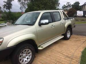 2007 Mazda BT-50 Ute Dual Cab (4x4) 3.0L Auto East Maitland Maitland Area Preview