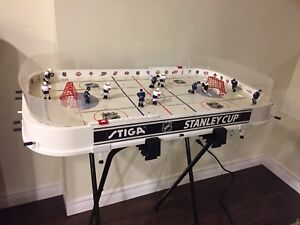 Hockey Table and Stand