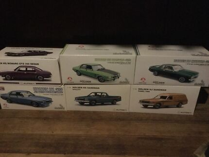 1/18 scale models