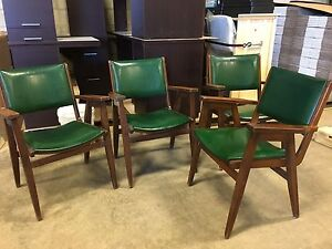 Chairs- office reception/boardroom