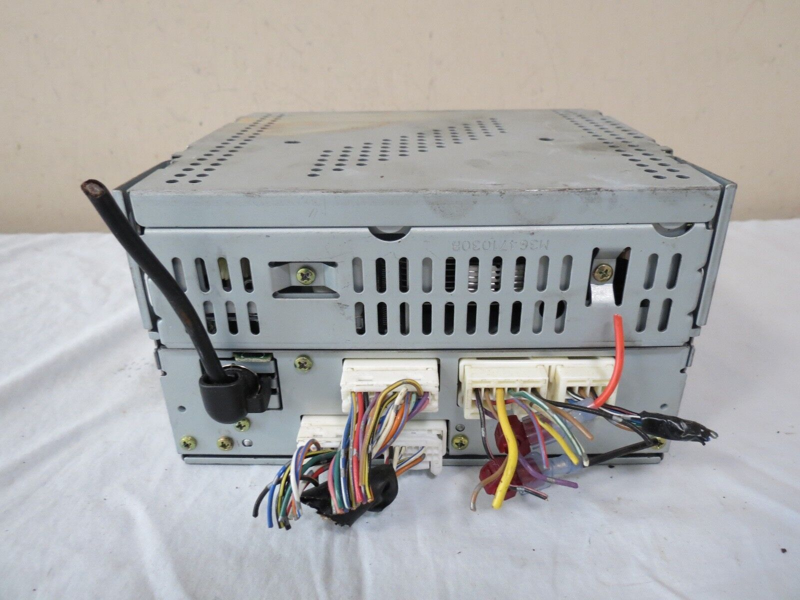 Used 2006 Infiniti Qx56 Engine Computers For Sale Fuse Box Nissan Armada Am Fm 6 Disc Changer Audio Receiver Oem
