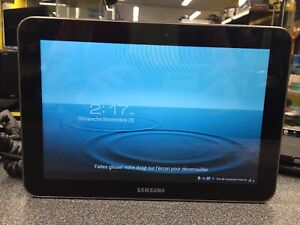 Tablette Samsung Galaxy Tab 8.9 LTE pour 149.99$