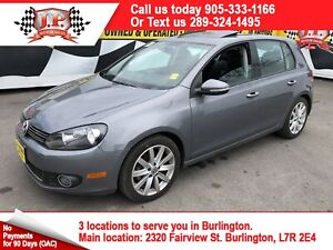 2012 Volkswagen Golf Highline, Automatic, Sunroof, Diesel, 99,00
