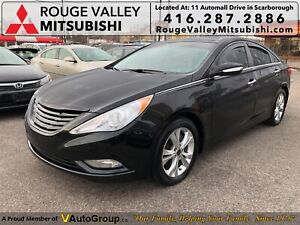 2013 Hyundai Sonata SE, LEATHER SUNROOF CRUISE REARCAM ALL POWER