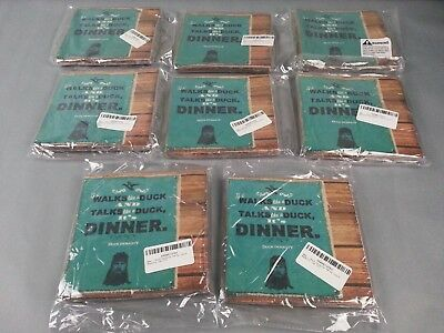 8 Packs Duck Dynasty Party Lunch Napkins