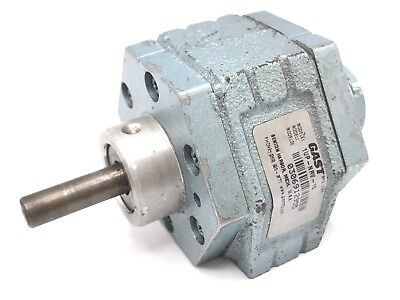 Gast 1up-nrv-15 Rotarty Air Motor 12hp 6000rpm .8-6.5lbin