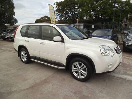 2013 NISSAN X-TRAIL ST AUTO FULL SERVICE HISTORY $15990 St James Victoria Park Area Preview