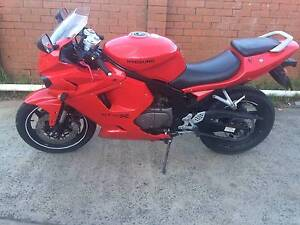 Hyosung GT250 Motorcycle 2008 LAMS Approved Taren Point Sutherland Area Preview