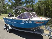 Bluefin 420, BRAND NEW, ZERO HRS** 4 Stroke 40 hp Mercury Mornington Mornington Peninsula Preview