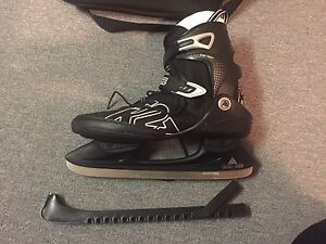 Ice skates size 12 mint condition