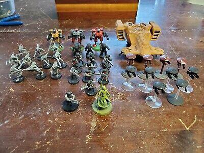 40k Tau Army Lot