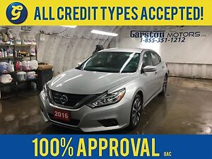 2016 Nissan Altima SV-R*POWER SUNROOF*AWD*PHONE CONNECT*AM/FM/XM