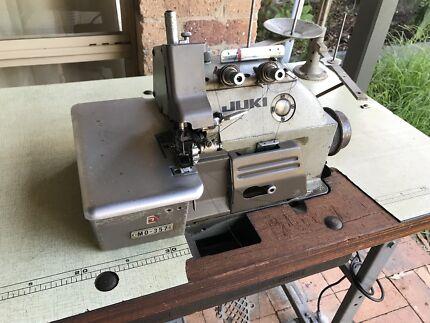 Juki Industrial Overlock sewing machine