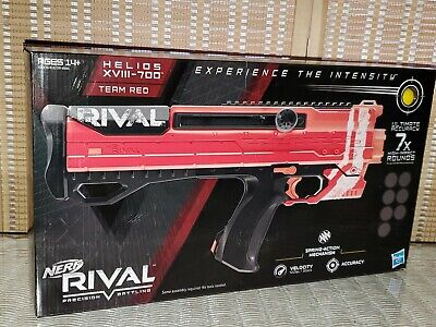 New & Sealed! Nerf Rival Phantom Corps Helios XVIII-700 High Velocity Impact Gun