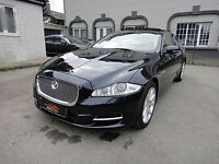 Jaguar XJ 3.0 V6 Diesel S Supersport Pano Kamera TV Mas