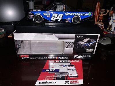 CHASE ELLIOTT 2020 #24 HENDRICK CARS.COM GANDER TRUCK 1:24 NASCAR IN HAND