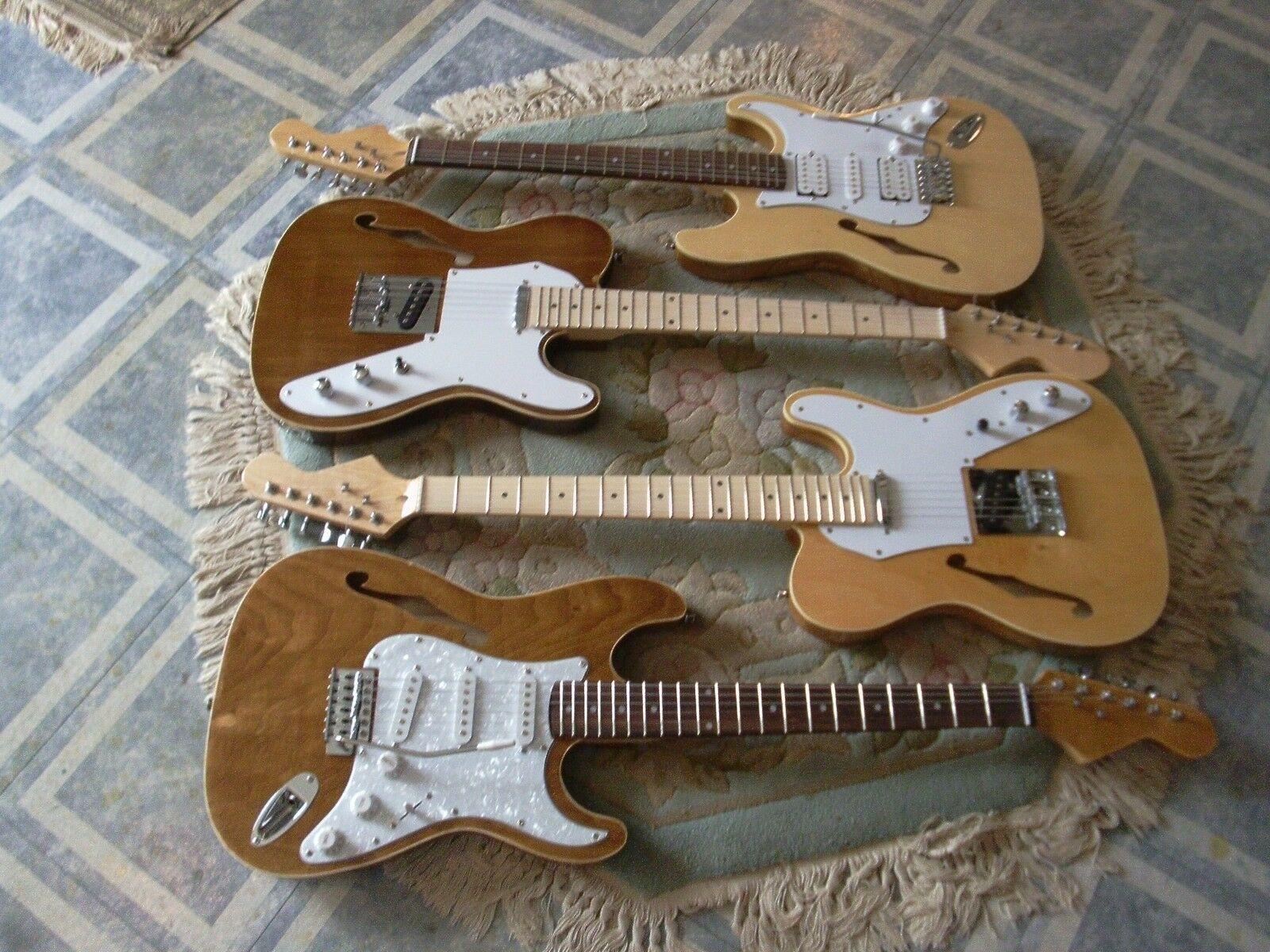 hwarecool....Custom Built Guitars