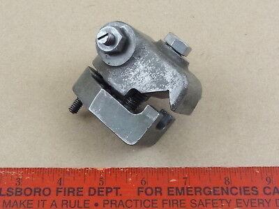 South Bend Heavy 10 Lathe Adjustable Plain Carriage Stop Pcs-100r