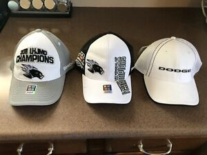 Sea dogs 2011 Presidents Cup and Memorial Cup winning hats