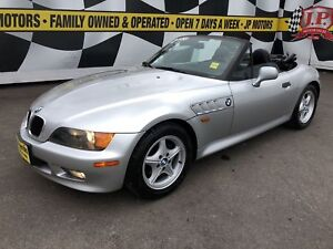 1996 BMW 3 Series Manual, Leather, Convertible, 111, 000km