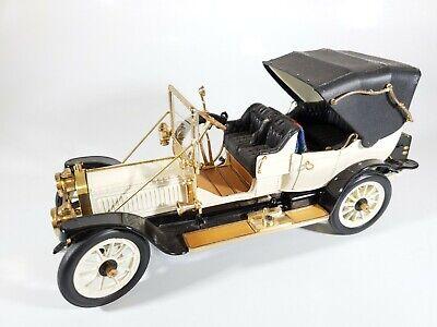 Franklin Mint 1912 Packard Victoria Model 1-48 1:24 Scale Diecast Car w/ Box