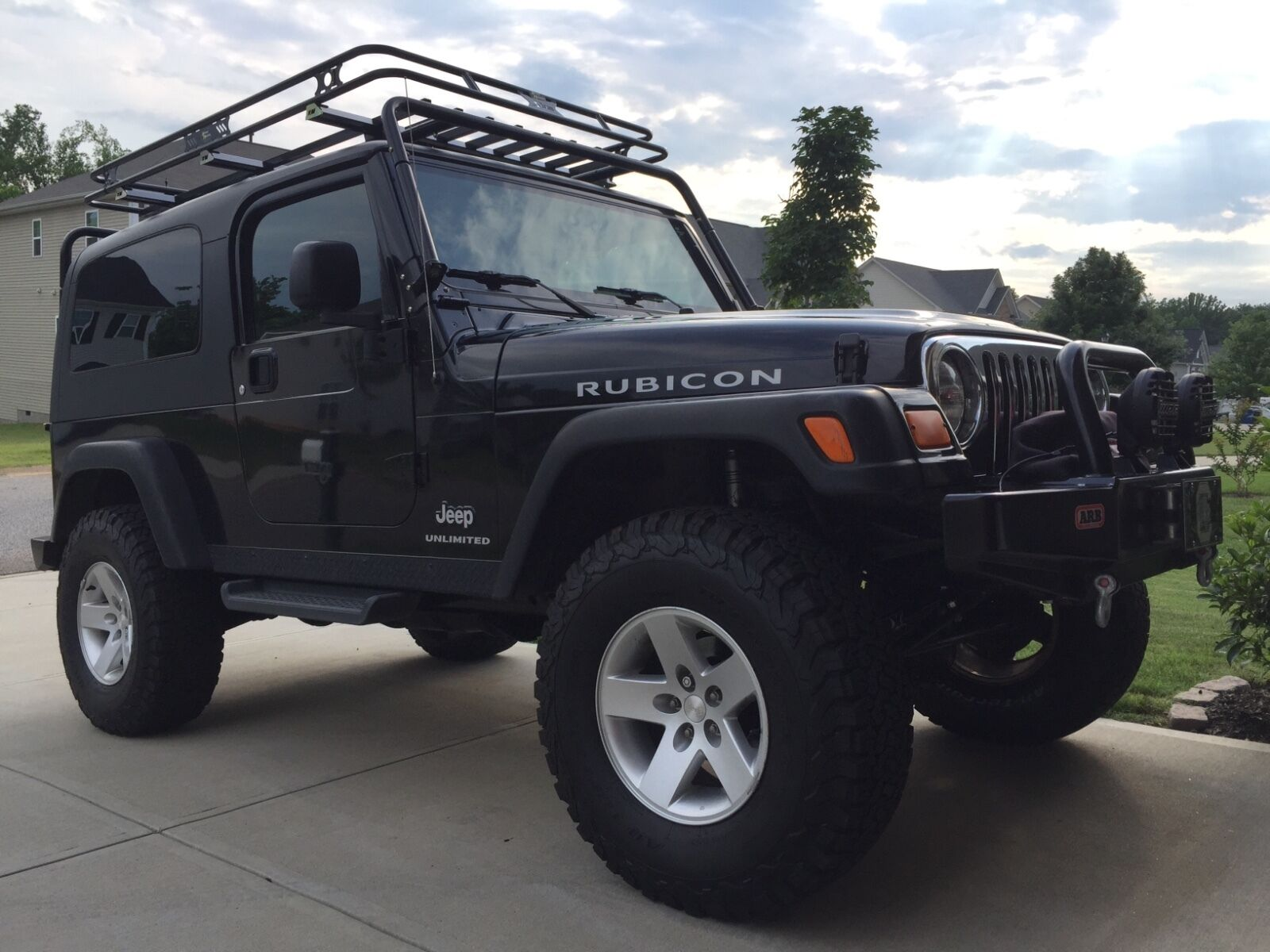 2006 Jeep Wrangler Unlimited Rubicon Low Miles! - Used ...