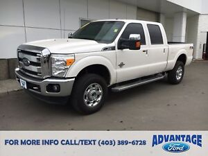 2016 Ford F-350 Lariat V8 Diesel. Trailer Tow. Moonroof.