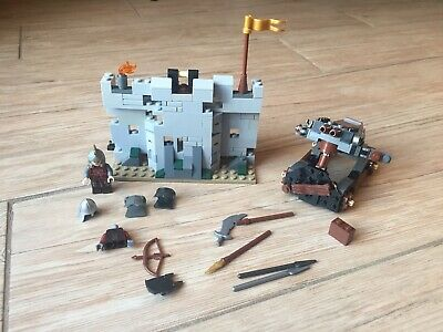 LEGO Lord of the Rings Uruk-hai Army 9471 (Incomplete)