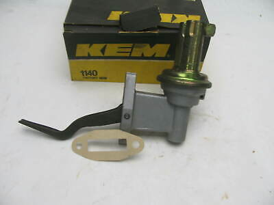 Fuel Pump Kemparts 1140 For Various 1975-1979 Ford Lincoln Mercury V8