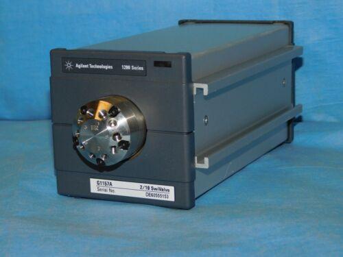 Agilent Technologies G1157A, 2/10 SwiValve 1200 Series HPLC