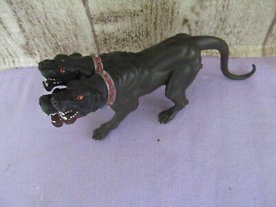 Papo 3 Headed Dog Cerberus - Cerberus 3 Headed Dog