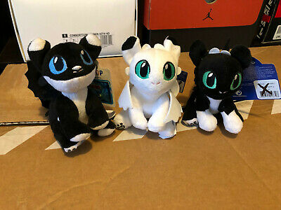 IN HAND * Build A Bear Night Light Set How To Train Your Dragon Nighlight Baby](Baby Build A Bear)