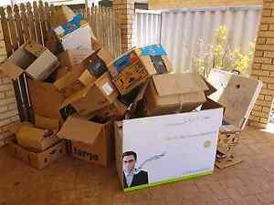 Moving boxes Waikiki Rockingham Area Preview