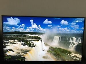 49' Sony XBR 4K Smart UHD LED TV