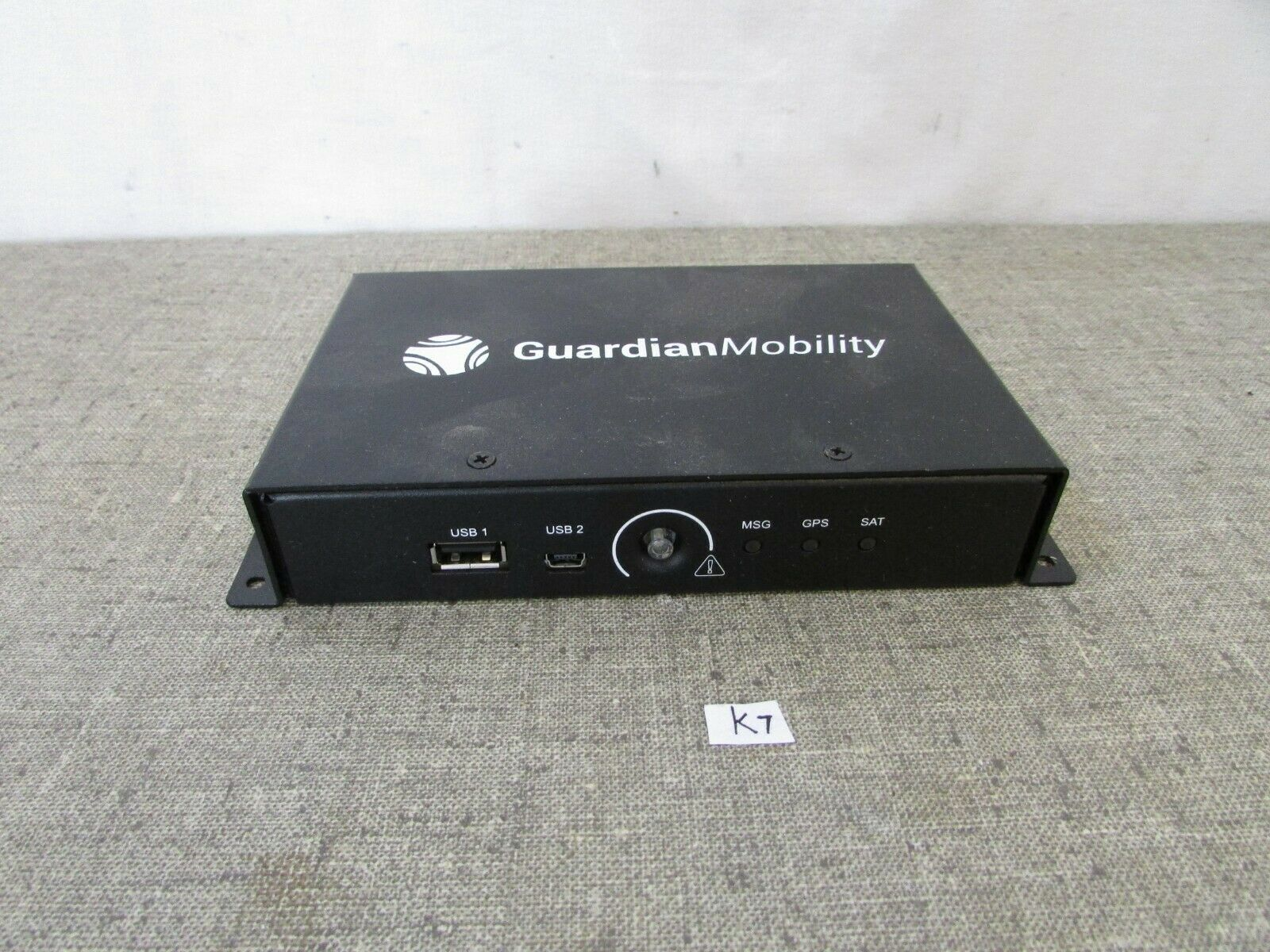 Guardian Mobility G4 Track & Text Box - READ DETAILS