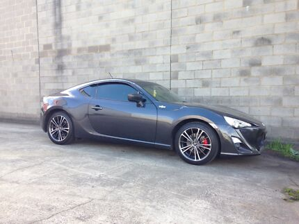 2013 Toyota GTS 86 ( Includes personalised plates)