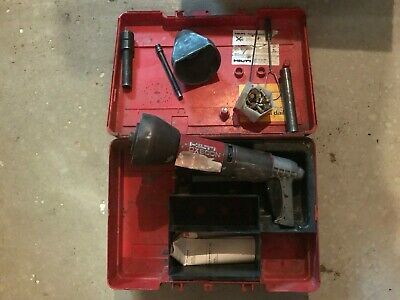 Hilti Dx-600n Heavy Duty Powder Actuated Nail