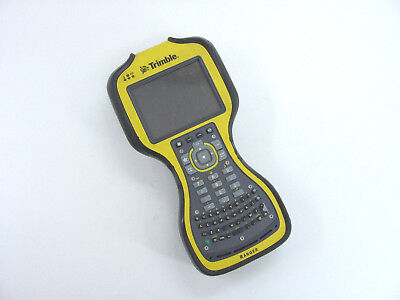 Trimble Ranger Data Collector For Surveing And Construction One Month Warranty