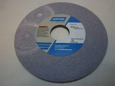 Norton Surface Grinding Wheel Size 6 X 14 X 1-14 - K Hardness - 60 Grit