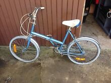 1970 s Raleigh Foldaway Bicycle Bike Everything working Good condition Oatley Hurstville Area Preview
