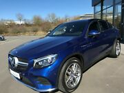 Mercedes-Benz GLC Coupe 220 d 4Matic AMG Pano AHK Navi LED